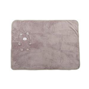 BLK001_C_Kitty_Cat_Soft_Fleece_Baby_Blanket_Flat