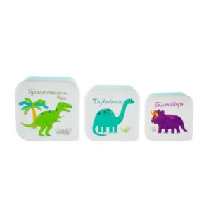 MAXI044_C_Roaring_Dinosaurs_Lunchboxes_Front