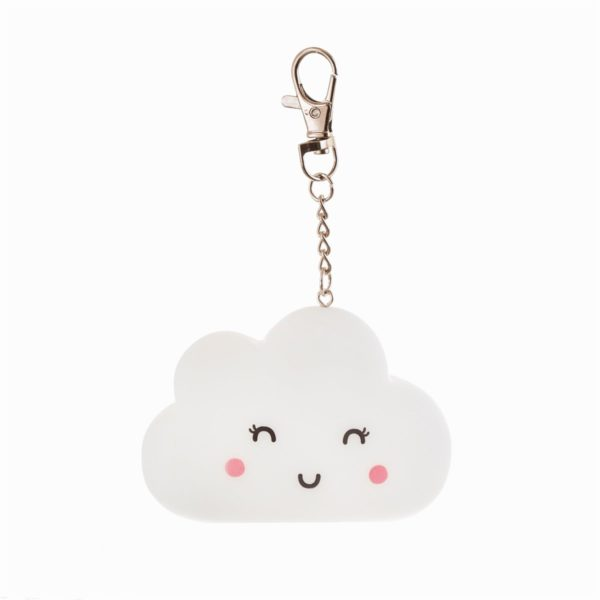 LURE025_A_Happy_Cloud_Light_Up_Keyring