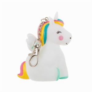 LURE027_B_Raibow_Unicorn_Light_Up_Keyring