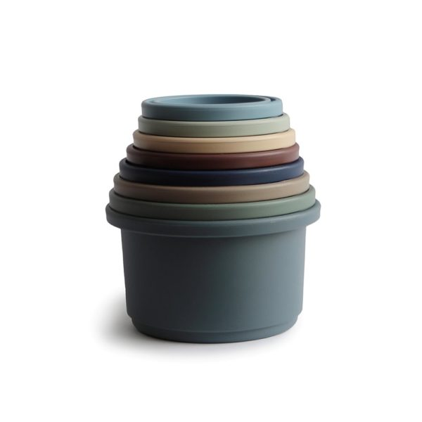 Forest Stacking Cups 2-p