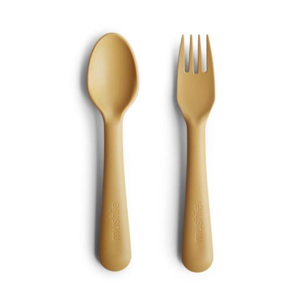 Mustard Cutlery-p