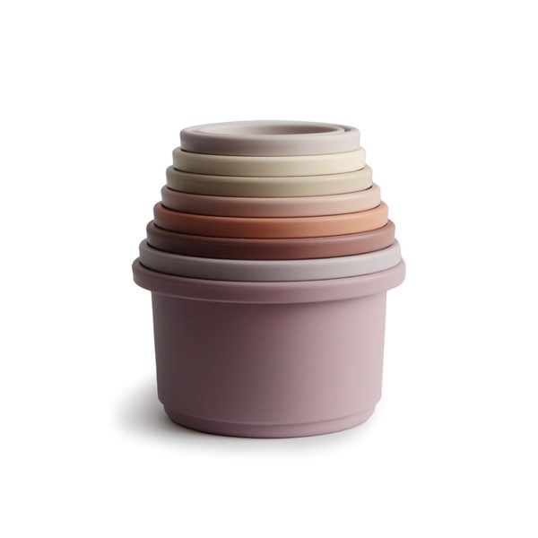 Petal Stacking Cups 2-p