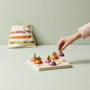 ξύλινο-παιχνίδι-επιτραπέζιο-kids-concept-τρίλιζα-με-λαχανικά-κc1000469