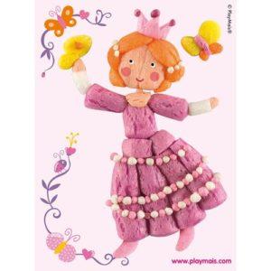 PlayMais_01-Princesse-Rose_Card