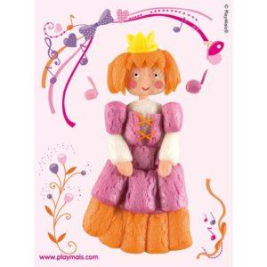 PlayMais_3_Princess_Rose_Card