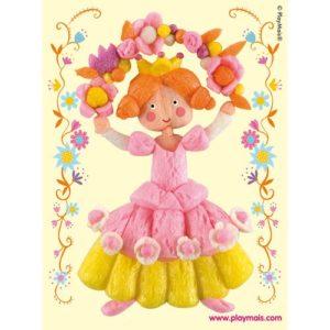 PlayMais_5_Princess_Jaune_Card