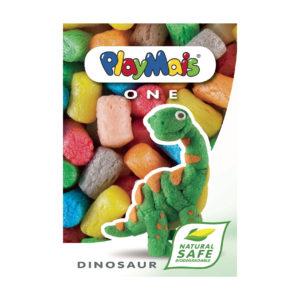 PlayMais_ONE_Dinosaur_FACE_AVANT