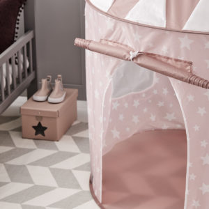 1000187 Play Tent Star Pink_1