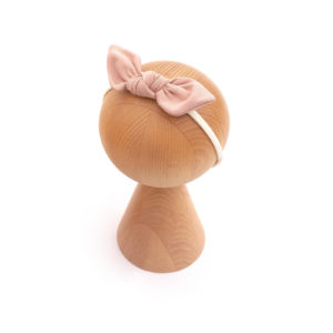 mini-kokardka-brudny-roz
