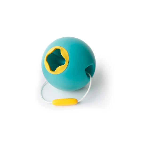QUUT Κουβαδάκι 'Αμμου Σε Μπάλα πρασινο πετρολ-800x800