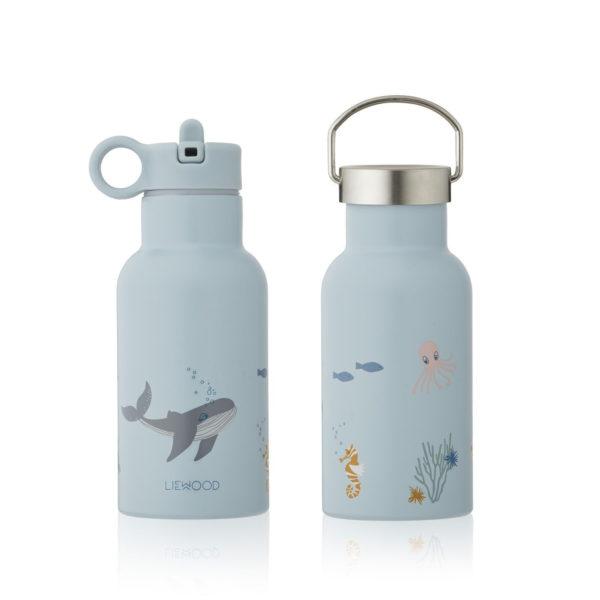 liewood-anker-water-bottle-sea-creature-mix