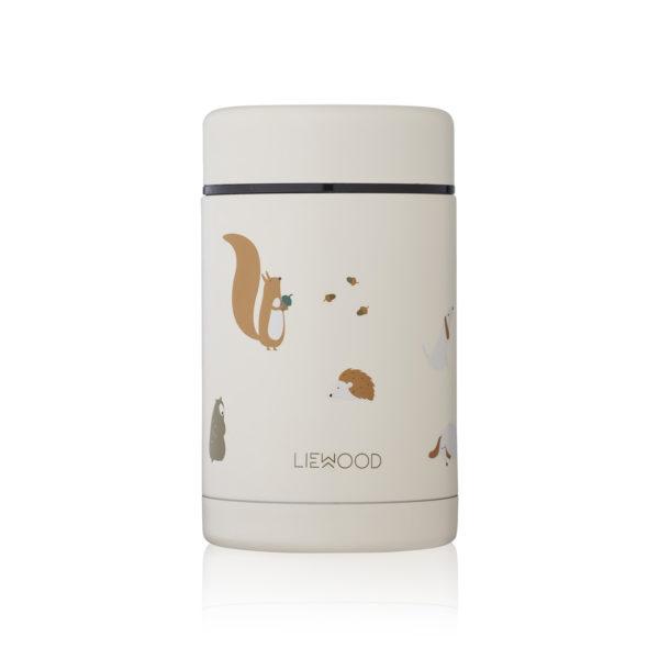 LW14112 - Bernard food jar - 1150 Friendship sandy mix - Extra 1