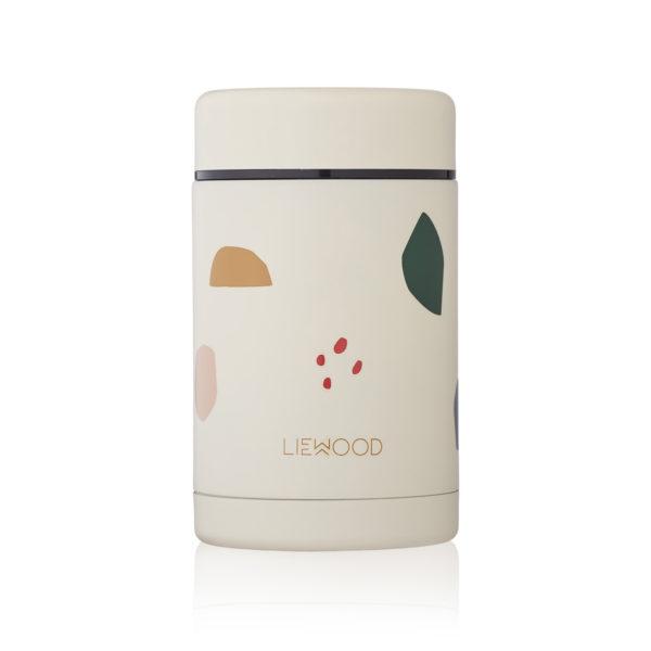 LW14112 - Bernard food jar - 9780 Geometric foggy mix - Extra 1
