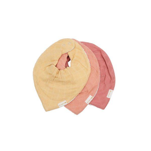 fabelab-bandana-bibs-pastel-flower-3-pack