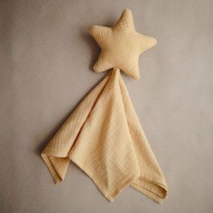 Mushie-Lovey-Blanket-Star-Fall-Yellow